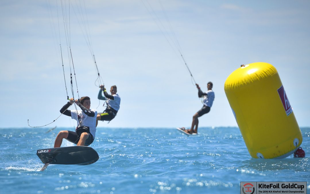 Kitefoil Goldcup 2016 Report Gizzeria