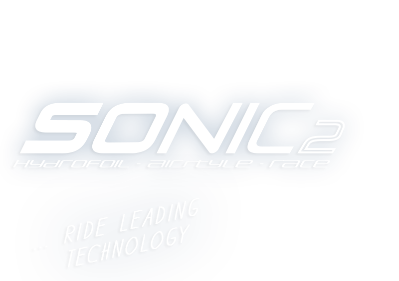 Sonic2 ride leading technology