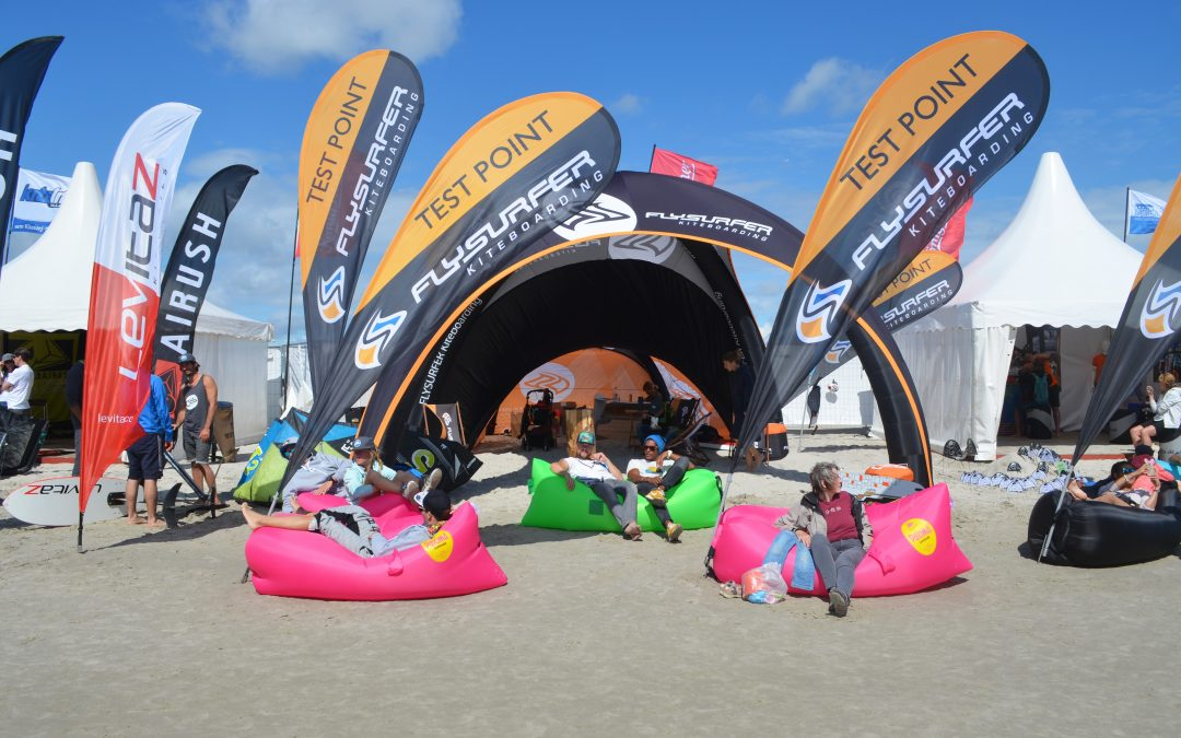 Kitesurf Masters 2016 St. Peter Ording great success