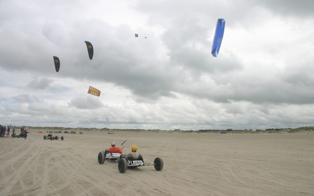 Buggytaxi in St. Peter Ording