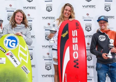 KSM Race Damen: Luisa Bodem 3. Platz