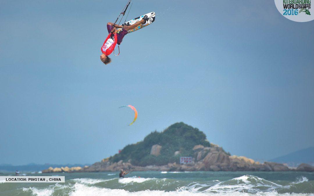 IKA Kiteboarding World Championships 2016 – Pingtan