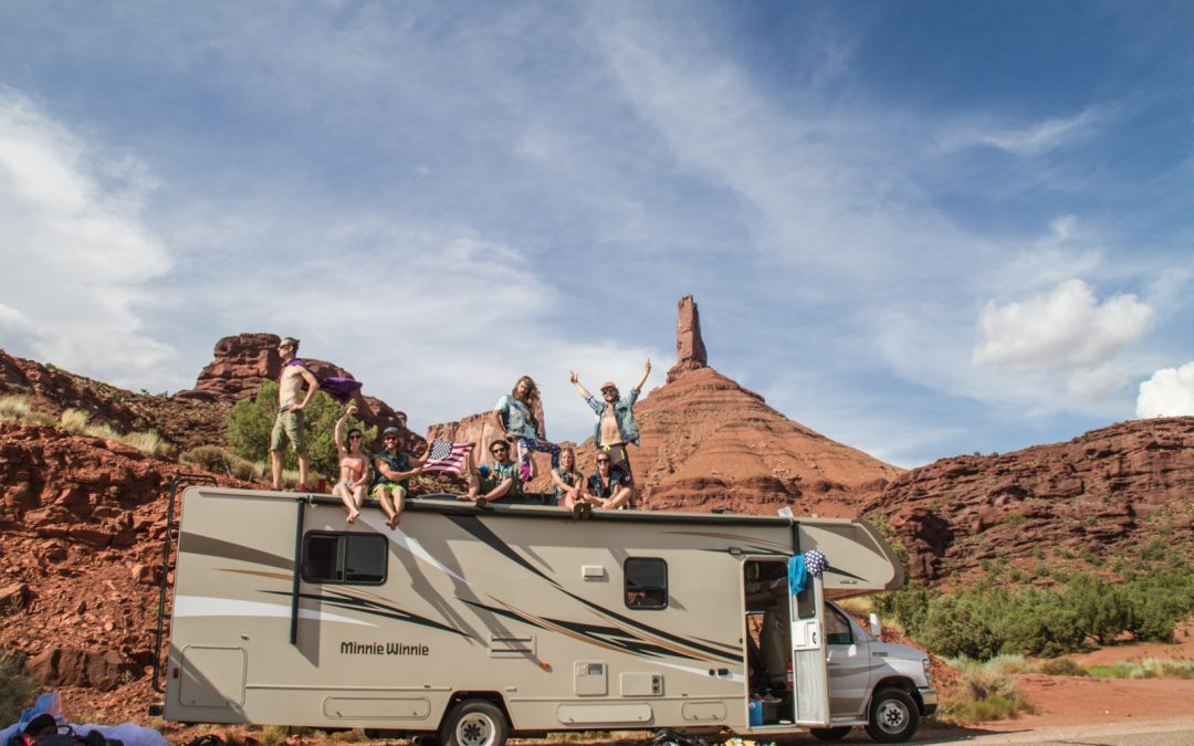 USA Tour – Two developers travel the Wild West