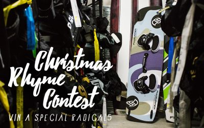 RADICAL5 Christmas Reim Contest