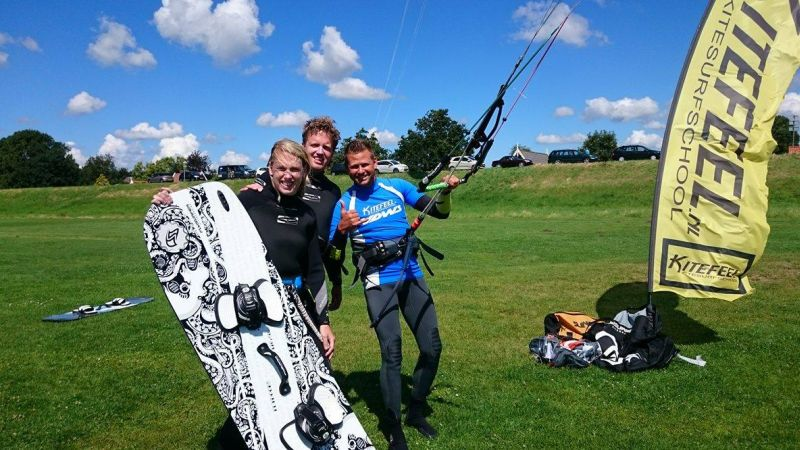 Interview with Sven from kiteschool KiteFEEL