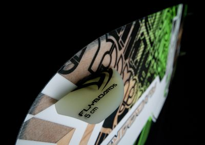Radical4, Freestyle, Freeride