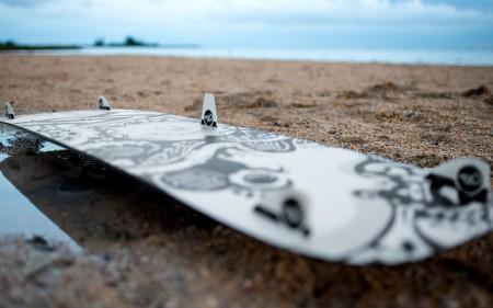 FLYDOOR5 Board Beach