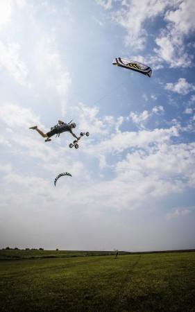 SPEED4 LOTUS Landboarding Airstyle