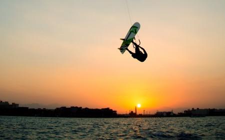 RAZOR Water Sunset Airstyle