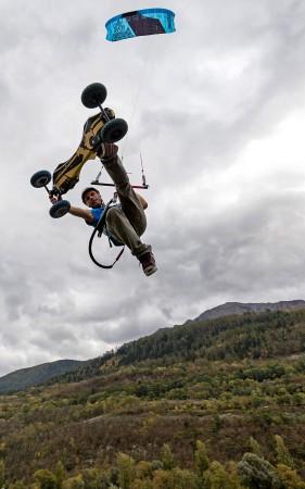 PEAK2 Landboarding Airstyle
