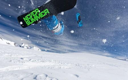 PEAK2 Snow Airstyle