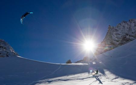 PEAK2 Snow Mountain Sun