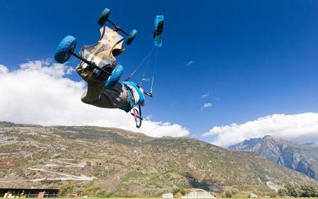 PEAK2 Landkiting Hills Airstyle