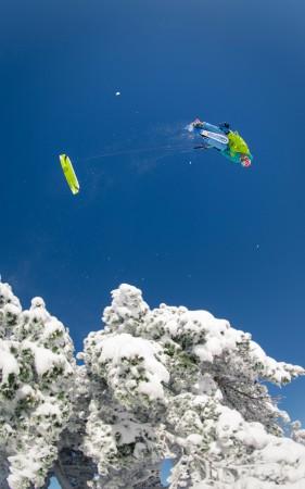 SPEED5 Ski Airstyle Snow