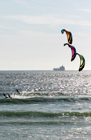 BOOST2 water kitesurfing