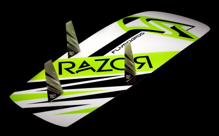 RAZOR Board Downside Design