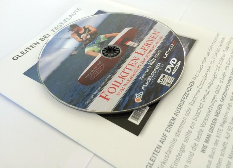 """DVD """"Gleiten bei Fast-Flaute"""" – ein kleines Ostergeschenk"""
