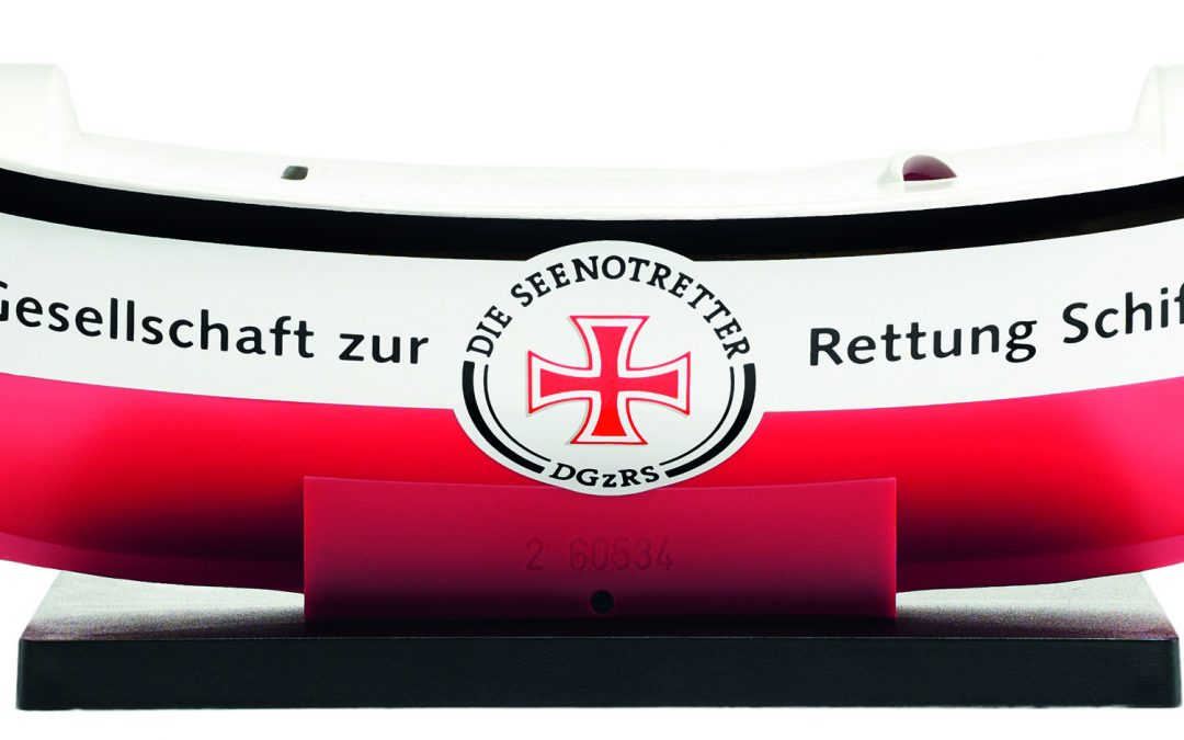 SAFETY FIRST: A new cooperation with the German Sea Rescue Service