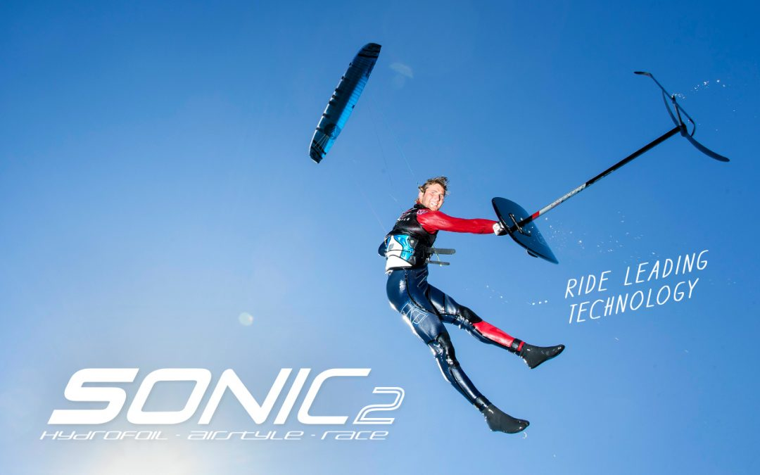 Ride leading technology with the new SONIC2!