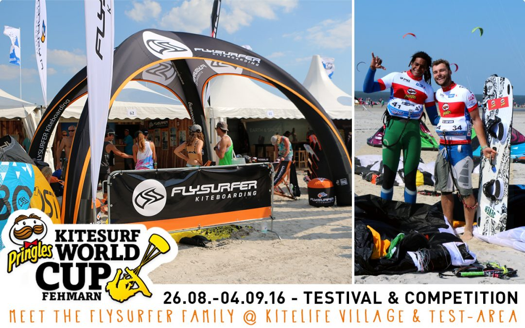 Come to the Kitesurf World Cup 2016 on Fehmarn!