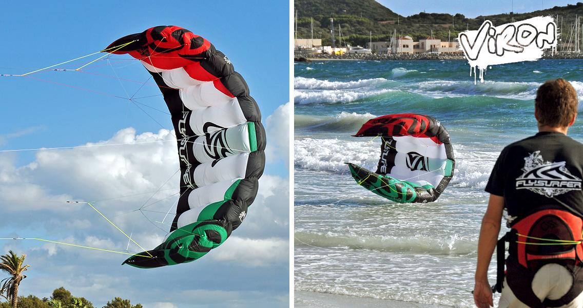 VIRON - Flysurfer Kiteboarding