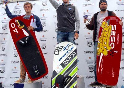 KSM Hydrofoil: Andi Hanrieder 1.Platz