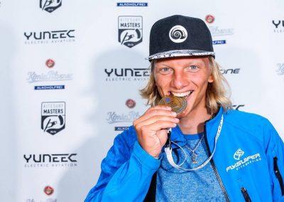Jannis Maus - Deutscher Meister im Race