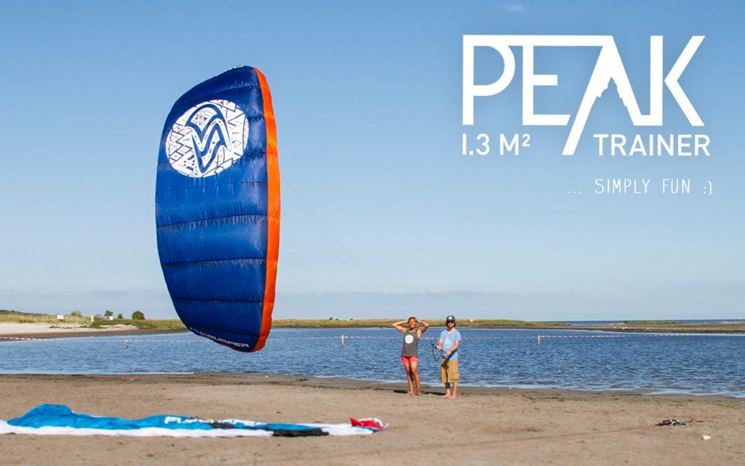Introducing the new PEAK Trainer 1.3m2