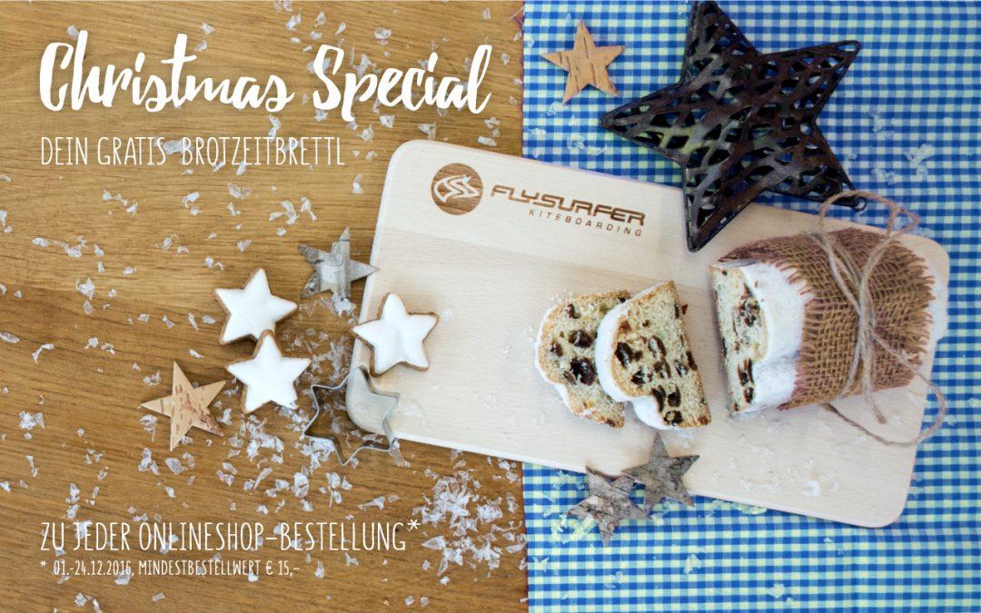 FLYSURFER Online Shop Christmas Special!