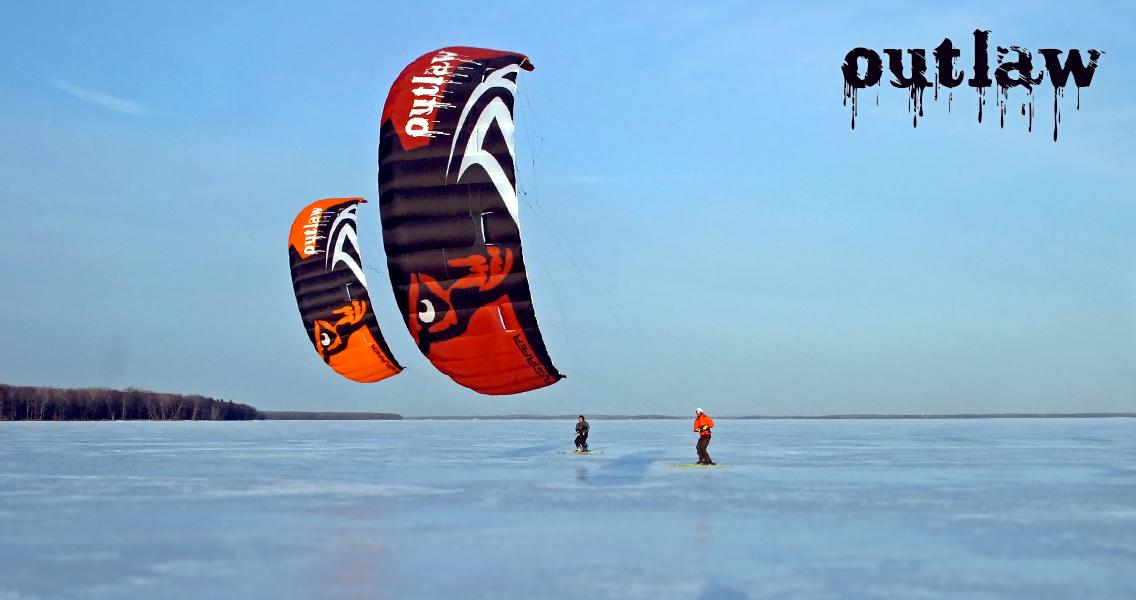 OUTLAW - Flysurfer Kiteboarding