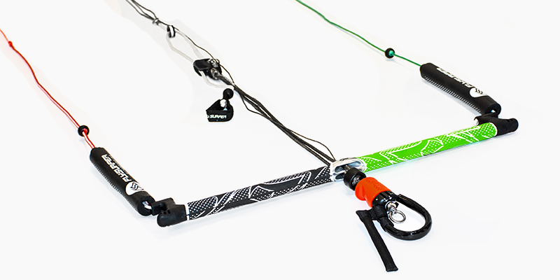 INFINITY 3.0 Airstyle Clam-Cleat Bar