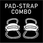 Pad-Strap-Combo