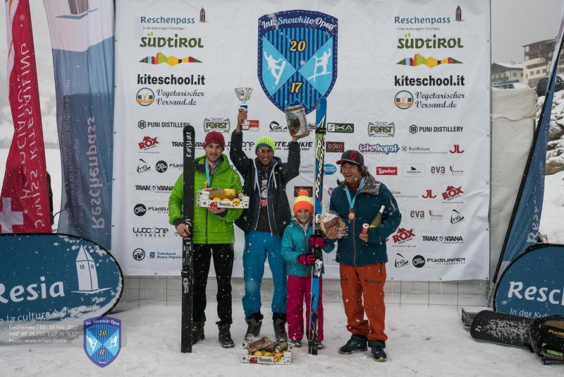 Int. Snowkite Open 2017 – European Championship