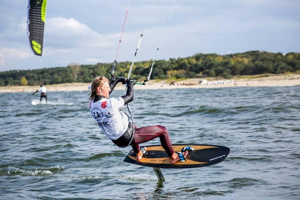 Multivan Kitesurf Masters auf Usedom
