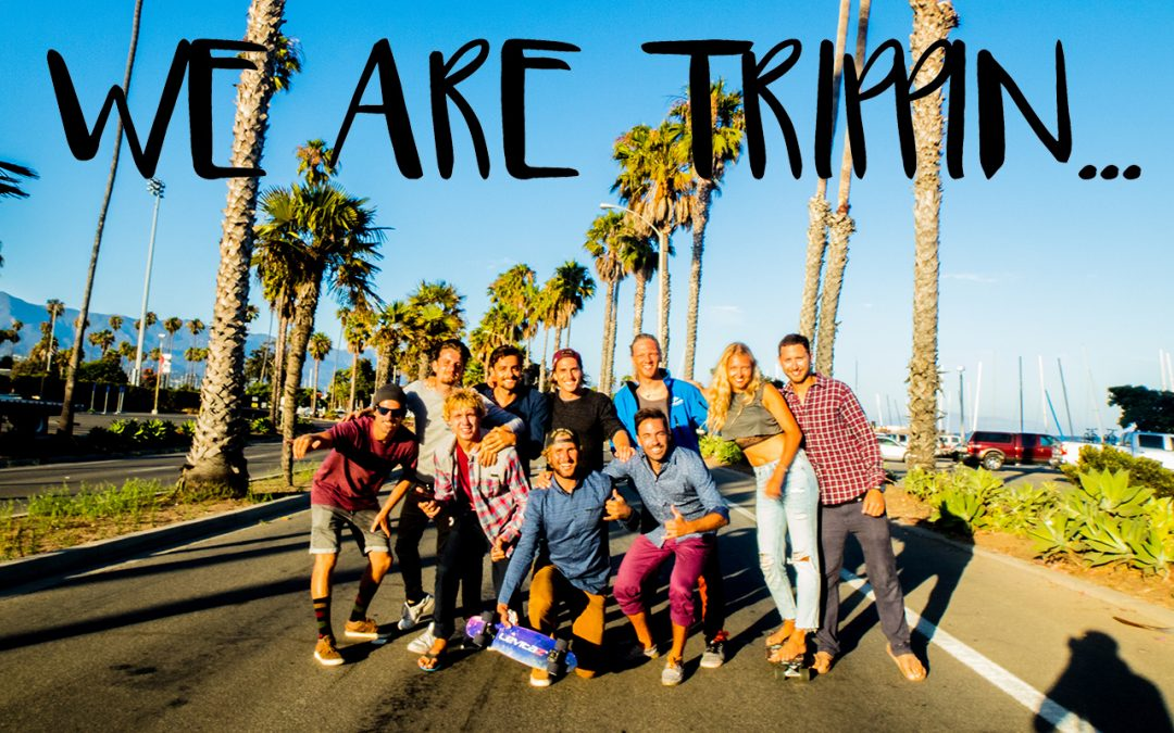 We Are Trippin – a journey to San Francisco