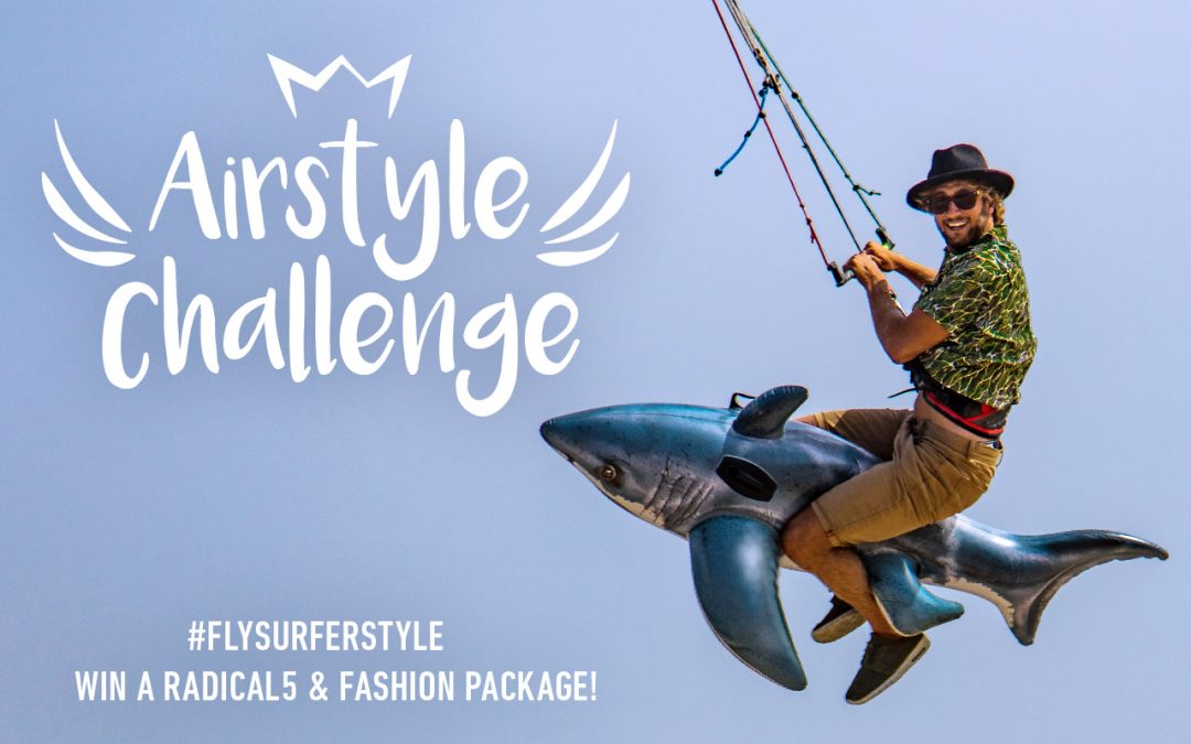 Airstyle Challenge – Gewinne ein Radical5 & Fashion-Package!