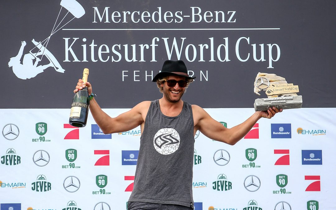 Epic Events: Kitesurf Masters and Kitesurf World Cup rock northern Germany