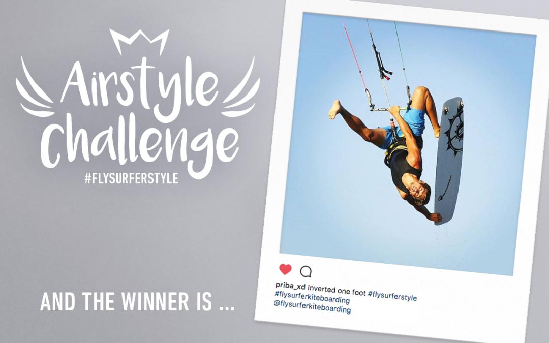 Winner AIRSTYLE Challenge