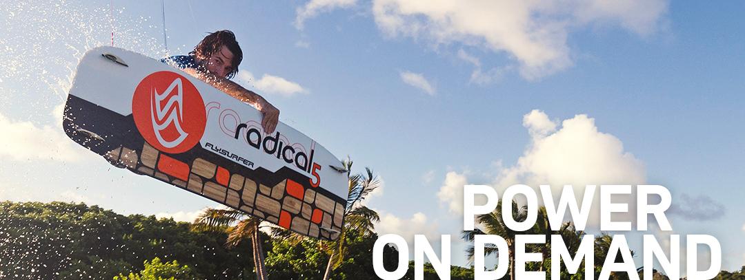 Radical5 - power on demand