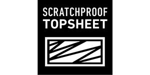 SCRATCHPROOF TOPSHEET