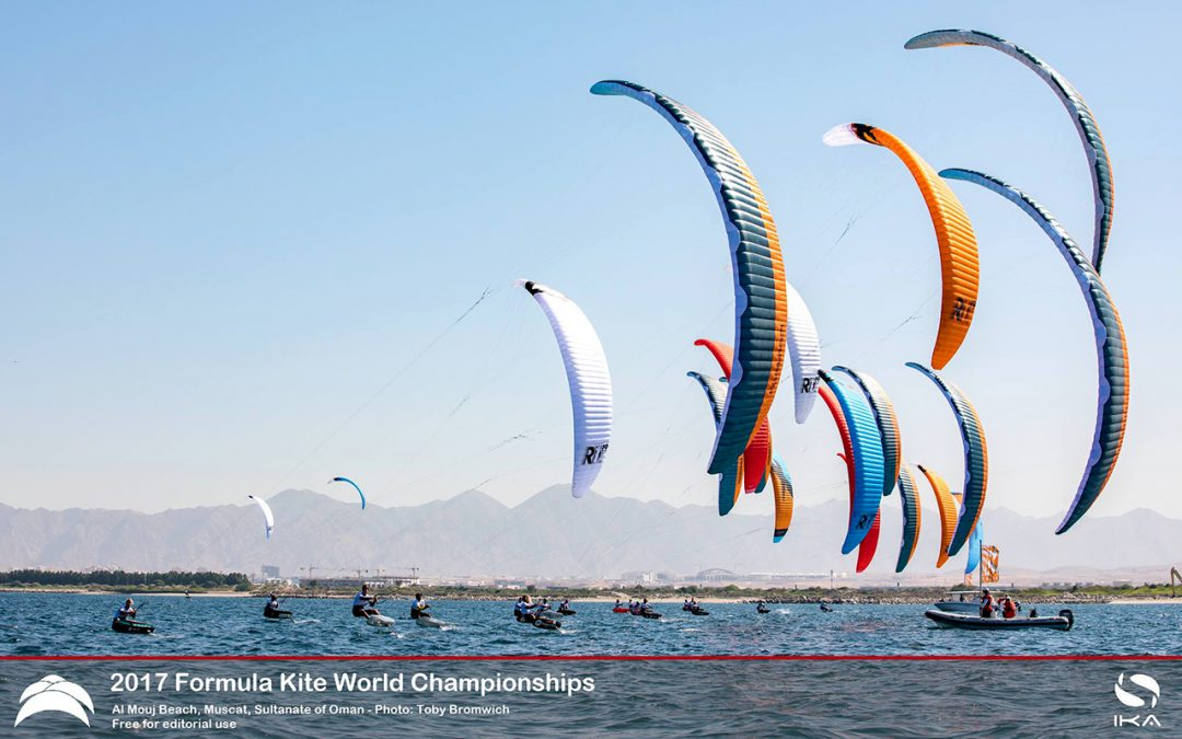 Formula Kite World Championships in Oman