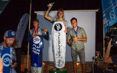 FLYSURFER dominates the Hydrofoil Pro Tour in Mexico