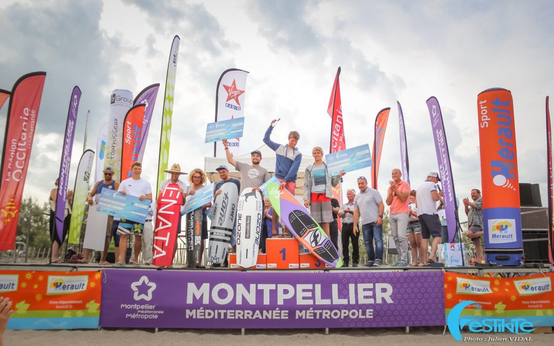 Competition success in France and Denmark