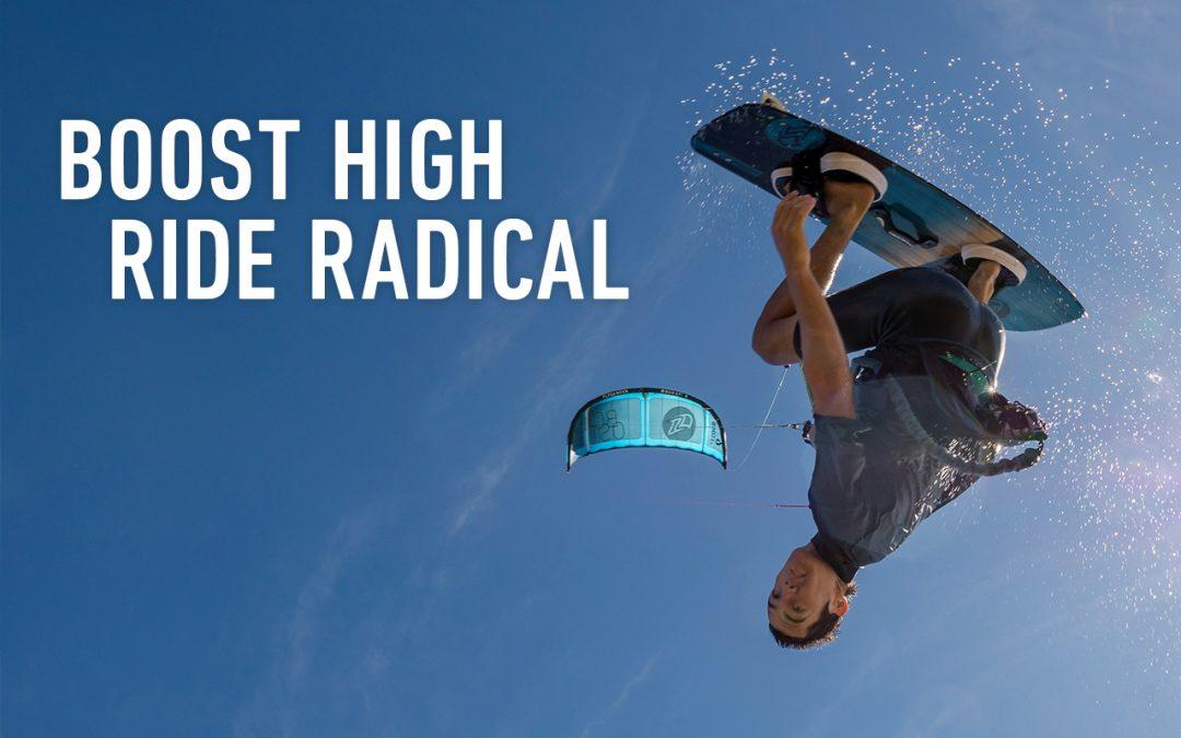 BOOST High – Ride RADICAL