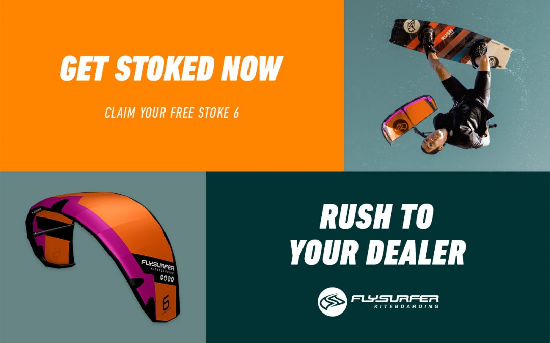 STOKE & RUSH SUMMER PACKAGE DEAL