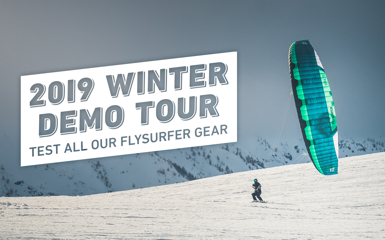 Winter Demo Tour 2019