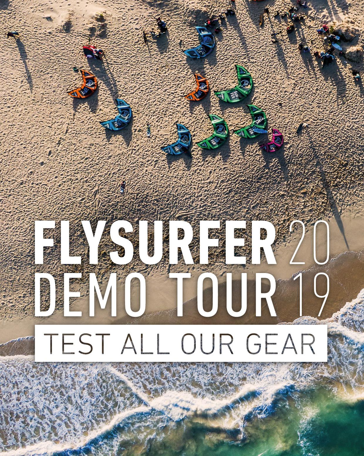Flysurfer Kiteboarding Everyday Is A Kiteday