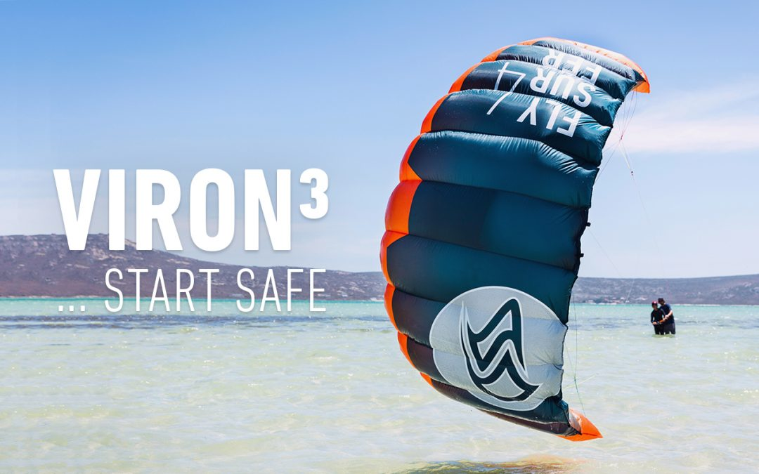 VIRON3 … start safe