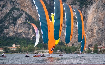 Formula Kite World Championships 2019, Italy