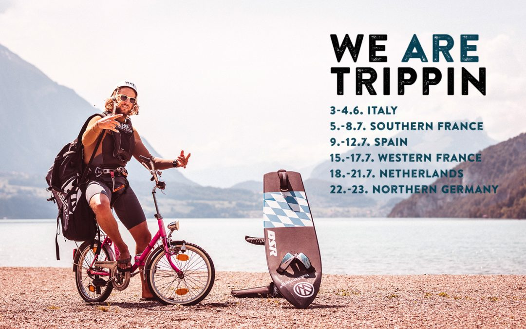 "LAKELIFE mit ""WATII – We are trippin"" am Lakeventure"